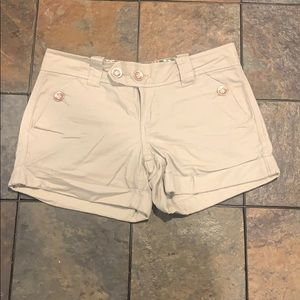 OP khaki shorts